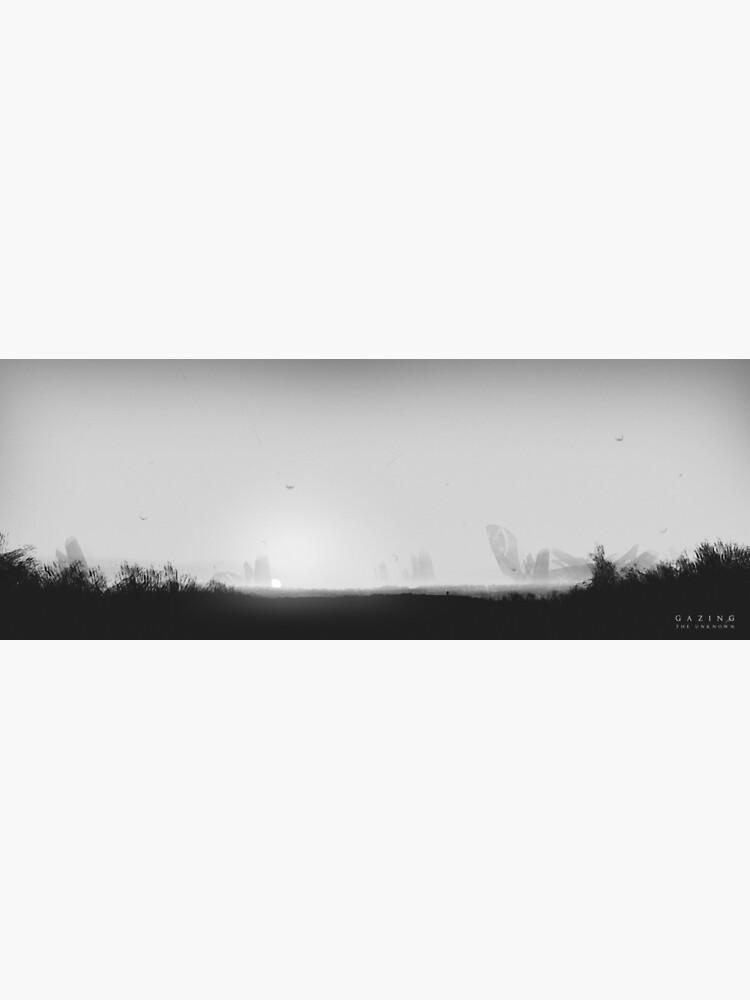 Gazing the Unknown - Digital Artwork von Lucsy3012