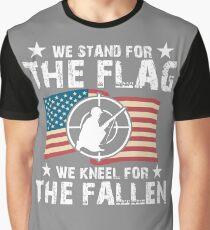 i dont kneel Graphic T-Shirt