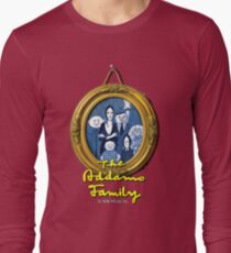 The Addams Family Musical Long Sleeve T-Shirt
