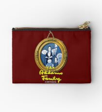The Addams Family Musical Studio Pouch