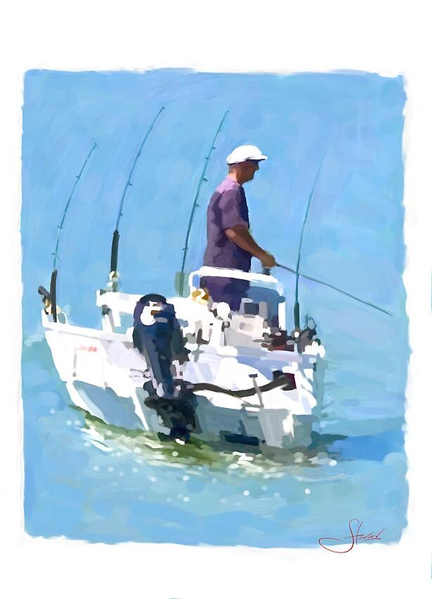 Fisherman by steve vanderhorst