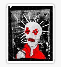 Cigar Demon Sticker