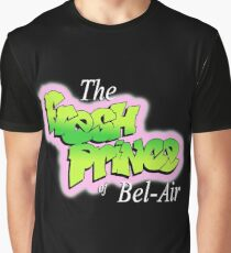 The Fresh Prince of Bel Air Graphic T-Shirt