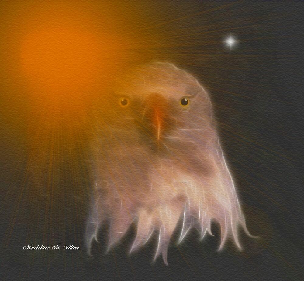 EAGLE SPIRIT by Madeline M  Allen