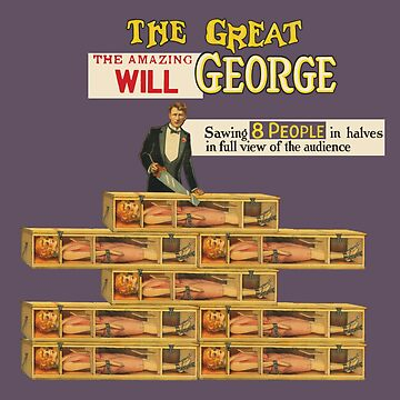 The Great The Amazing Will George #CreateArtHistory by elcorette