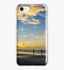 Beach Sunrise Surprise II #photography #art #landscape iPhone Case/Skin