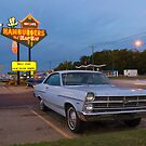 Route 66. Miami. Oklahoma. Waylan's Ku Ku Burgers (Alan Copson © 2007) by Alan Copson