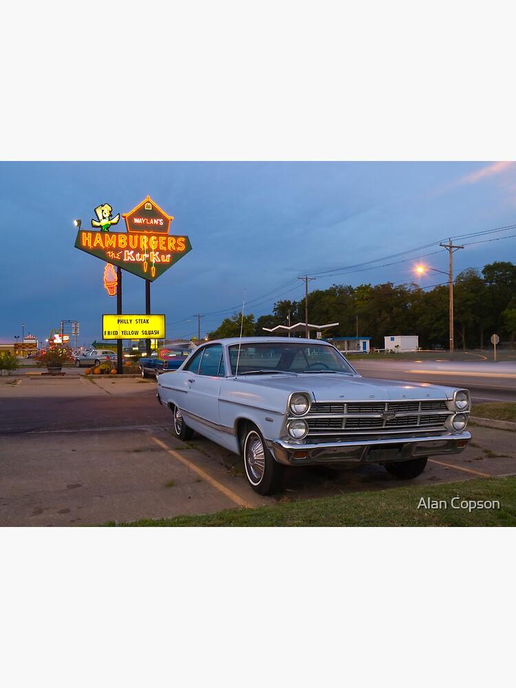 Route 66. Miami. Oklahoma. Waylan's Ku Ku Burgers (Alan Copson © 2007) by AlanCopson