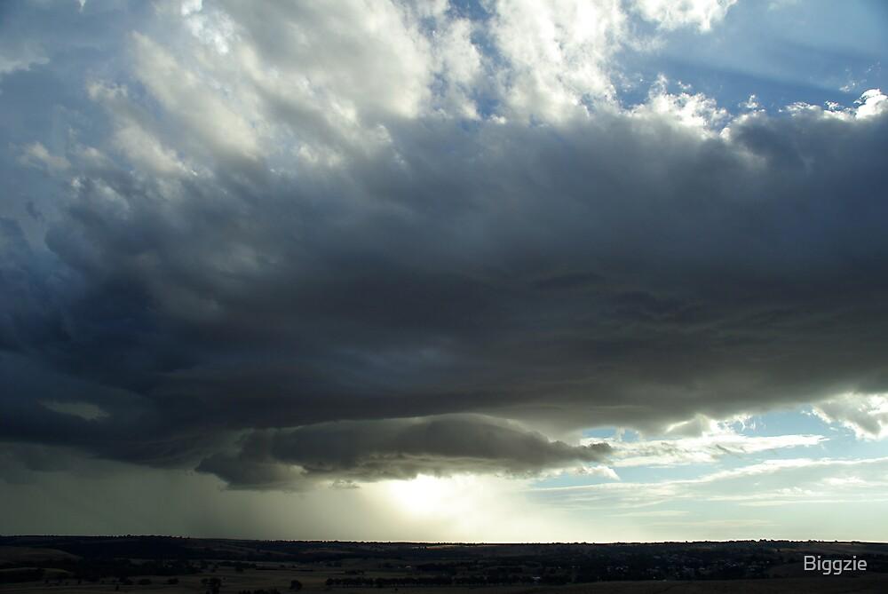 Storm Brewing by Biggzie