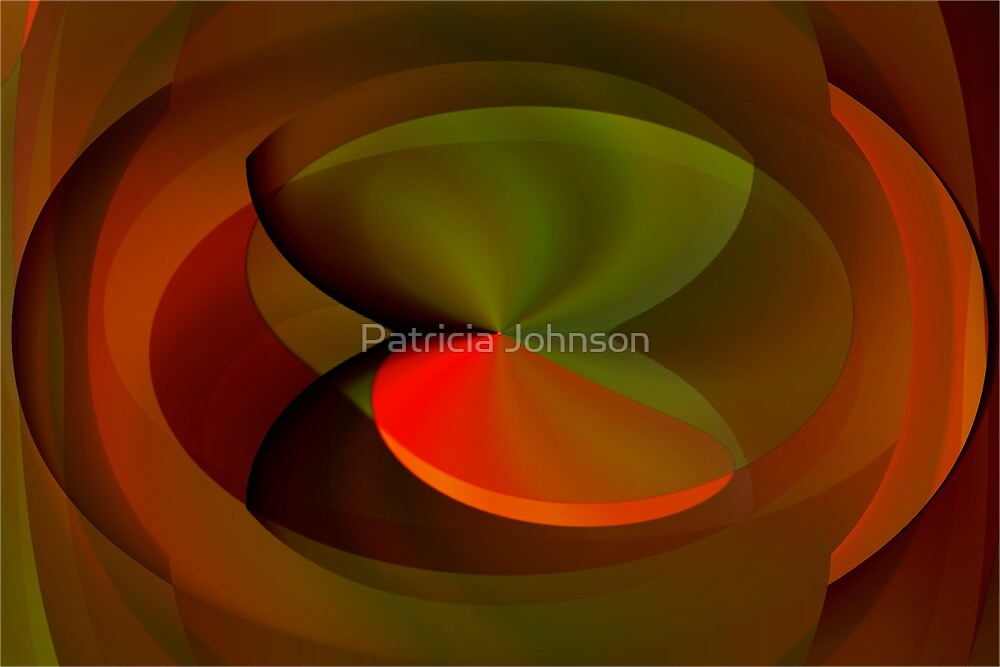 Hourglass by Patricia Johnson