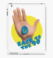 Back to the 90 iPad Case/Skin