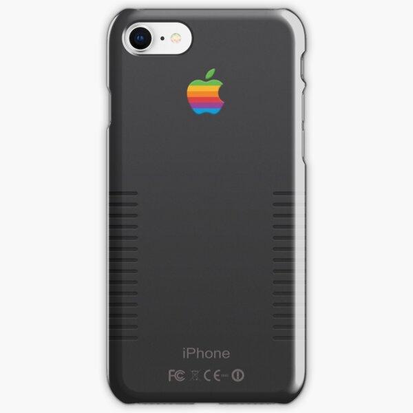 Black Retro iPhone iPhone Snap Case