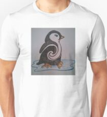 Don't Touch the Penguin T-Shirt