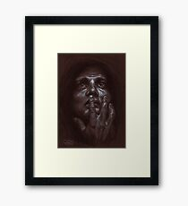 Thought Framed Print
