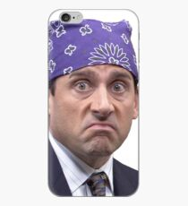Prison Mike Full Color iPhone Case