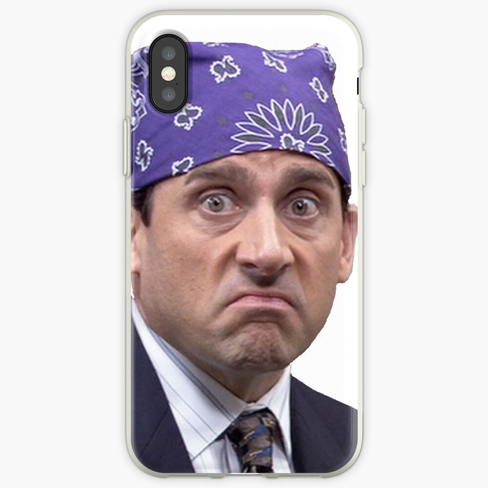 Prison Mike Full Color iPhone Case & Cover