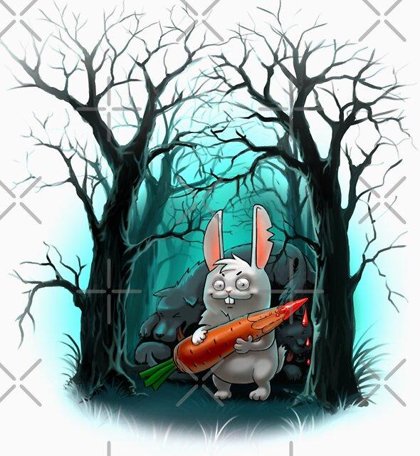 rabbit by Antracit