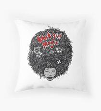 Black Girl Magic  Throw Pillow