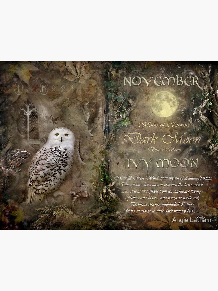 November - Ivy Moon by AngelaBarnett