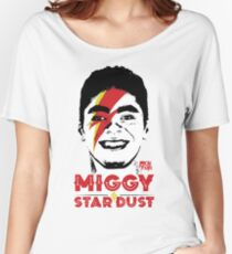 Miggy Stardust Women's Relaxed Fit T-Shirt