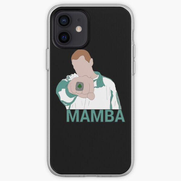 "Brian Scalabrine, ""The White Mamba"" iPhone Soft Case"