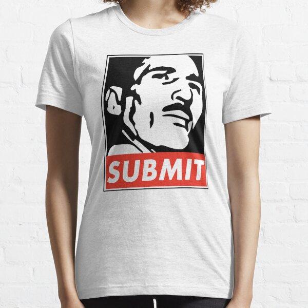 Helio Gracie Submit Essential T-Shirt