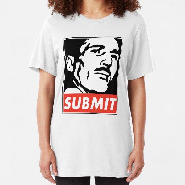 Helio Gracie Submit Slim Fit T-Shirt