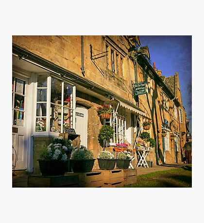 Sunny Chipping Campden Photographic Print