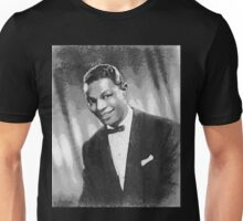 Nat King Cole (Nathaniel Adams Coles) March 17 1919 - February 15, 1965 Unisex T-Shirt