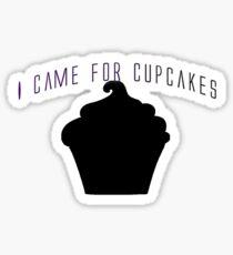 Cupcakes - DDLC Sticker