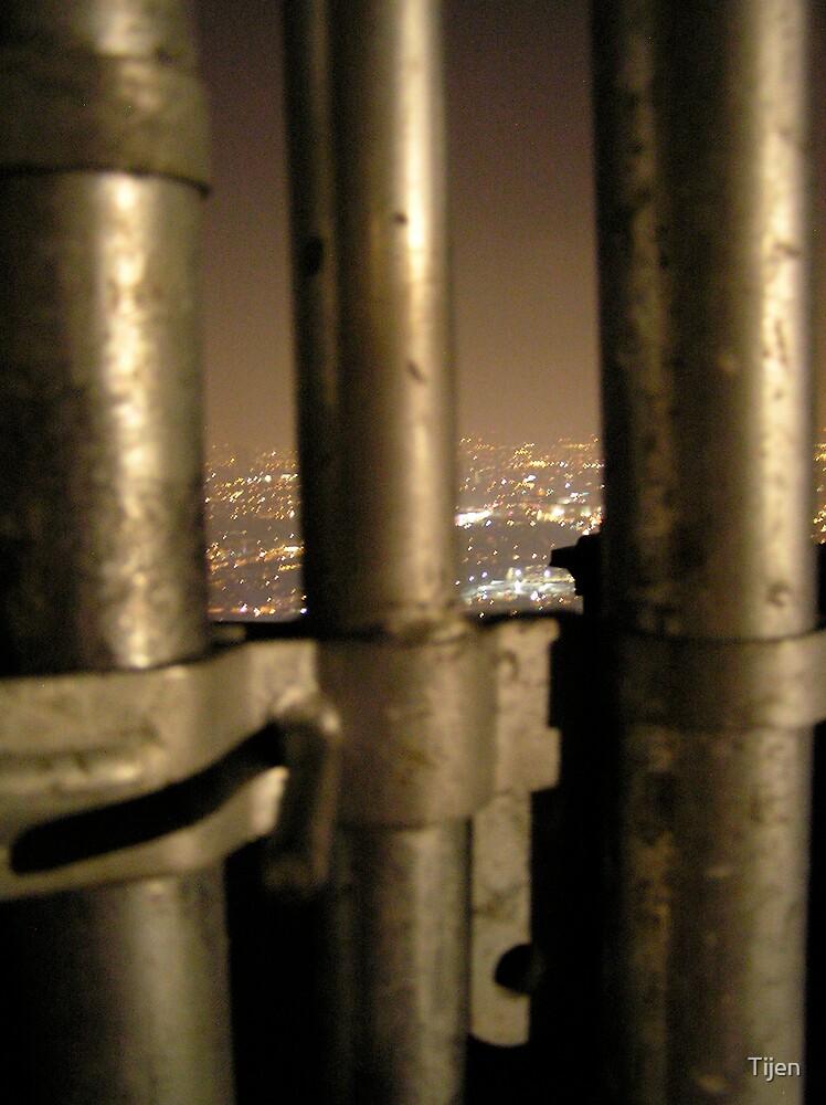 Behind Bars by Tijen