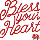 Bless Your Heart - Red by irontooth