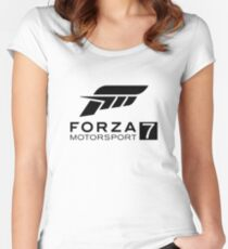 Forza Motorsport 7 Women's Fitted Scoop T-Shirt