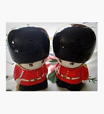 *Salt & Pepper Shakers Photographic Print