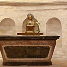 Tomb of Sebastiani de Rosmadec - Cathederal de Vannes - Morbihan, France by Buckwhite