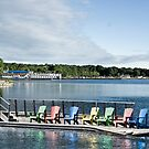 Muskoka Chairs by Gracey