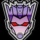 TFxGB - Evil Gozerian (Faction Head) Horizon Lines by btnkdrms