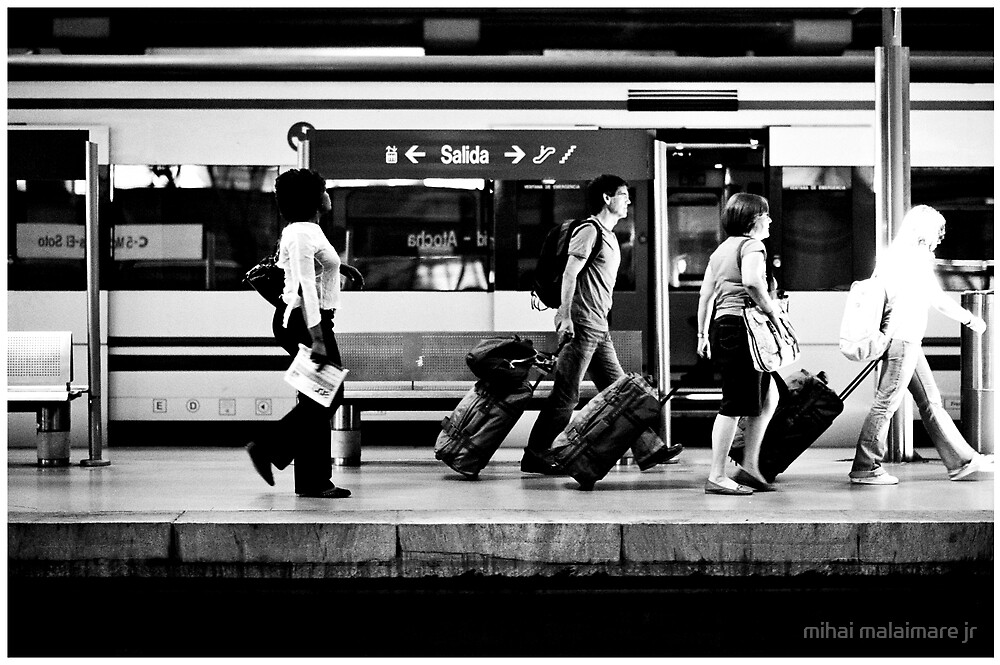 Madrid 02 by mihai malaimare jr