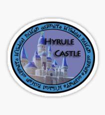 Hyrule Castle Sticker