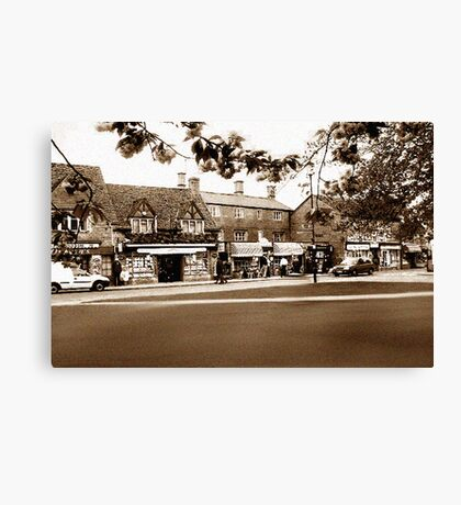 Another Bourton on the Water Canvas Print
