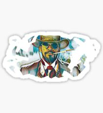 Django Freeman Sticker