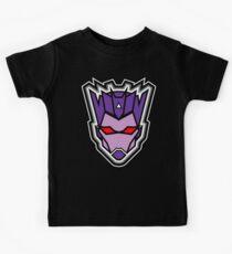 TFxGB - Evil Gozerian (Faction Head) Flat Colors Kids Tee