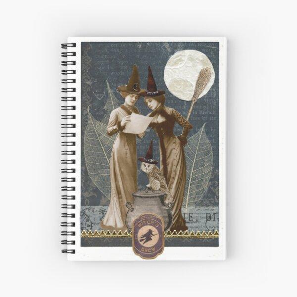 Witches' Brew Spiral Notebook