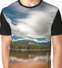 Orange Beach of Lost Lake Graphic T-Shirt