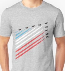 RAF Red Arrows Formation Unisex T-Shirt