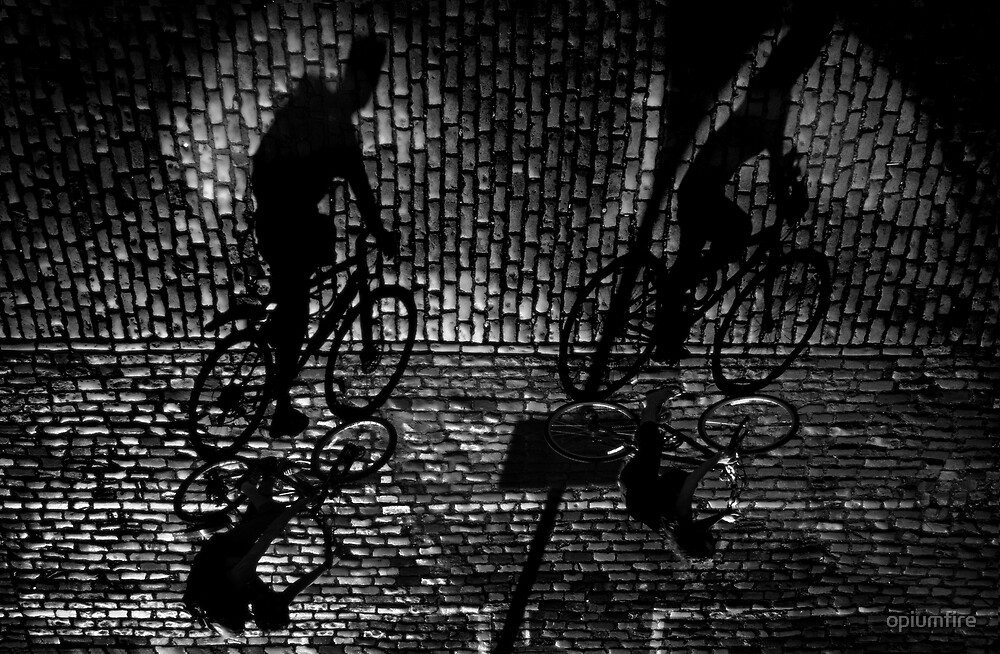 shadow cycling by opiumfire