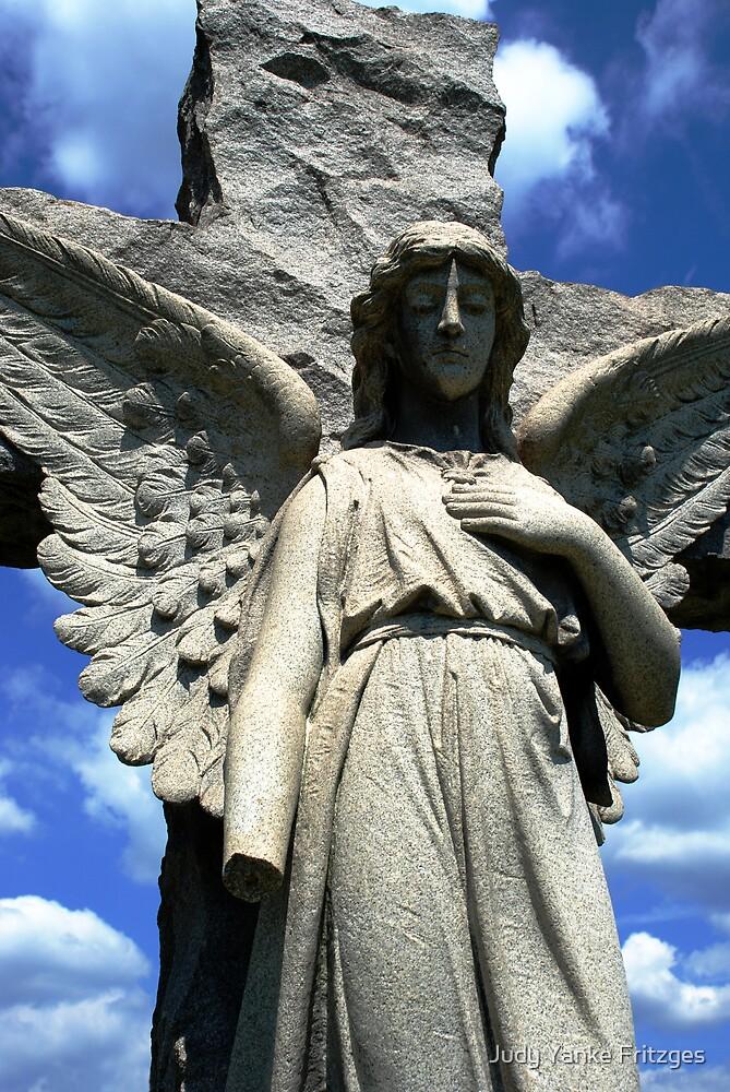 Broken Angel by Judy Yanke Fritzges