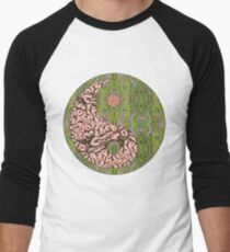 The Yin Yang of Consciousness ((Green)) T-Shirt