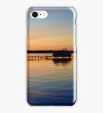 Tranquil Bay iPhone Case/Skin