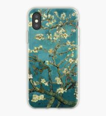 Blossoming Almond Tree iPhone Case